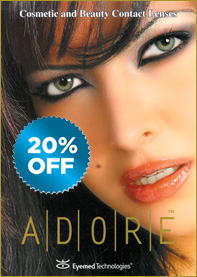 Adore Color Contact Lenses