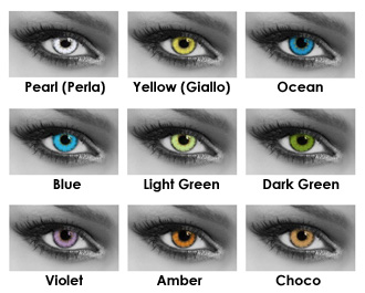 queens trilogy contact lenses