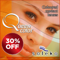 Soleko Color Contact Lenses