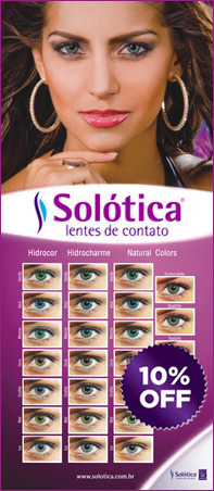 Solotica Color Contact Lenses