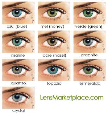 solotica hidrocharme color contact lenses