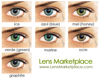 solotica hidrocharme color contact lenses
