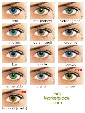 solotica hidrocor color contact lenses