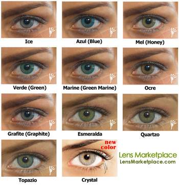 Limbal Ring Colour